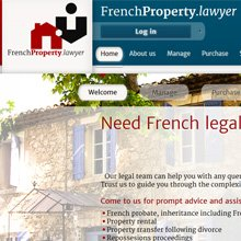 capture accueil frenchproperty.lawyer