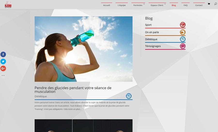 XPro Training, le blog