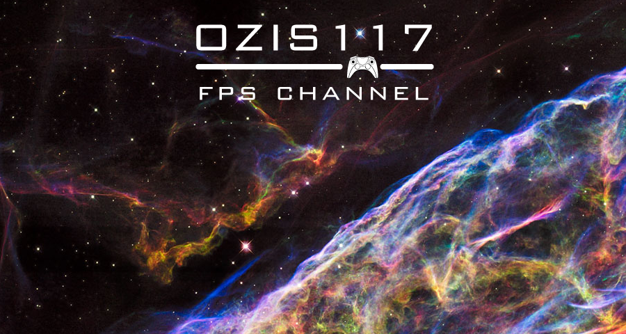 Ozis 117 - couverture Twitch